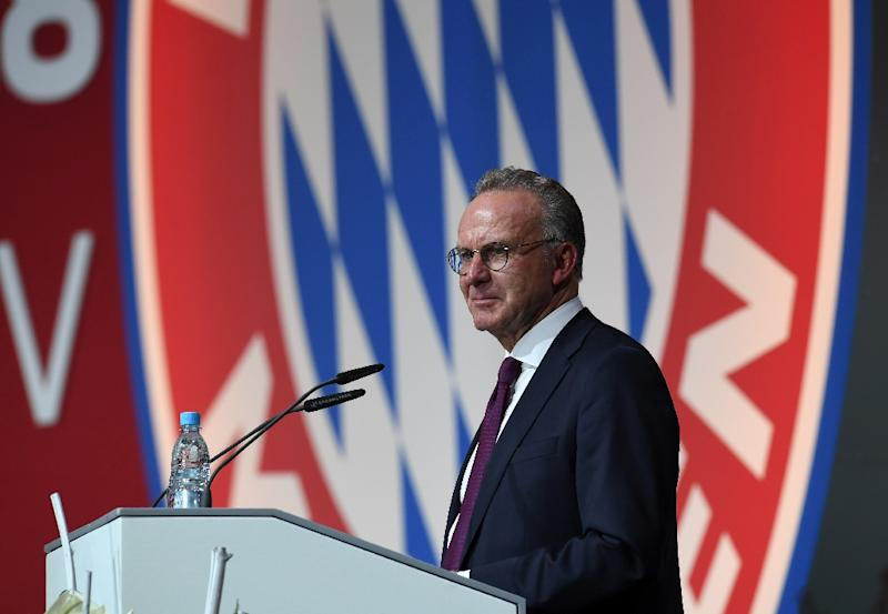 Bayern Munich CEO Karl-Heinz Rummenigge has backed plans by FIFA president Gianni Infantino to revamp the Club World Cup from 2021