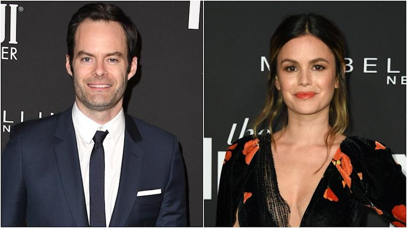 Rachel Bilson and Bill Hader cause dating rumors after a coffee break