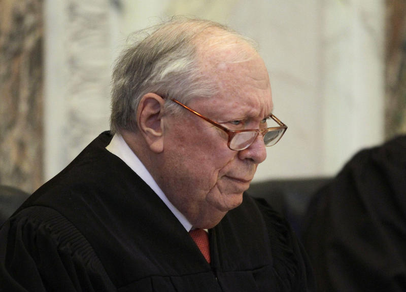 Judge Stephen Reinhardt, appointed to the bench by President Jimmy Carter, is the longest-serving member of the U.S. Court of Appeals for the 9th Circuit. (POOL New / Reuters)