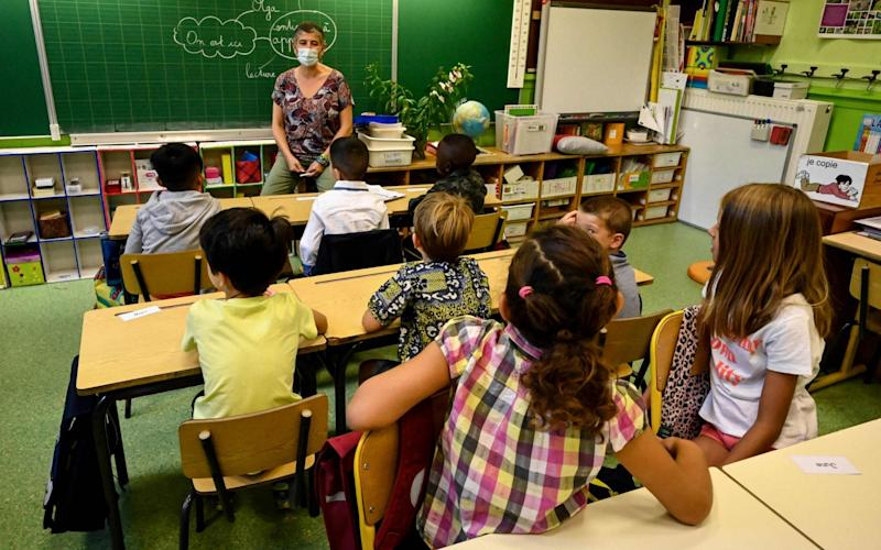 Schools have been given clear guidance about teaching gender identity - AFP