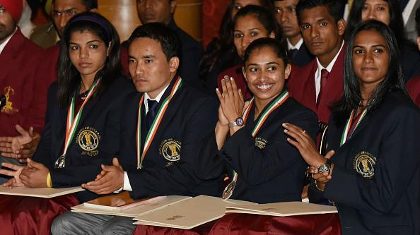 <p>After it appeared that India's largest-ever contingent would return empty-handed from the Rio Olympics, our women came to the rescue. Sakshi bagged a bronze in wrestling to end the drought, soon after which Sindhu added a priceless badminton silver to the tally. Dipa Karmakar, who did not win a medal, created history by becoming the first Indian female gymnast - and the first Indian in 52 years — to compete in the Olympics. She finished 4th and missed out on a medal by a whisker. Woman wrestler Vinesh Phogat too performed exceedingly well to reach the quarterfinals, but was stopped short by an unfortunate injury. With their outstanding performances, Indian women did the country proud at the Olympics, even as the men faltered. </p>