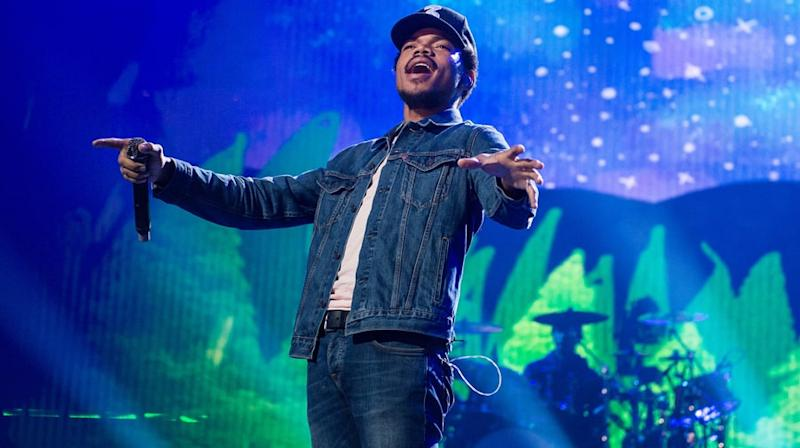 Chance the Rapper to Illinois Governor: 'Do Your Job'