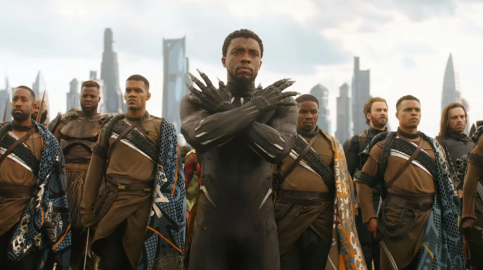Black Panther will return