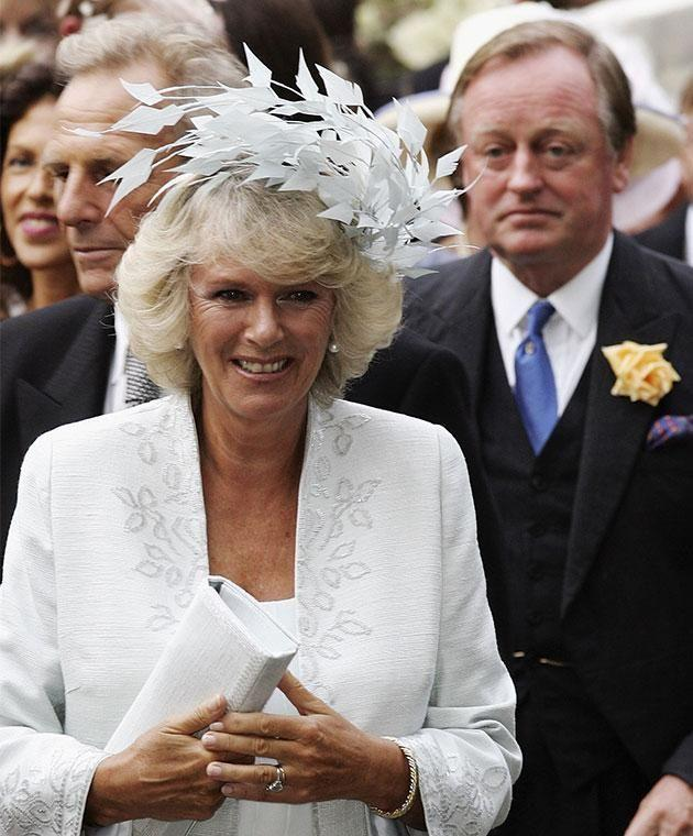 Camilla was married to Andrew Parker Bowles for 21 years. Photo: Getty