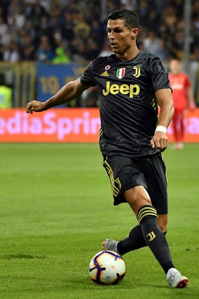 """""""It takes time,"""" says Juventus coach Massimiliano Allegri of Cristiano Ronaldo's chase for his first Serie A goal"""