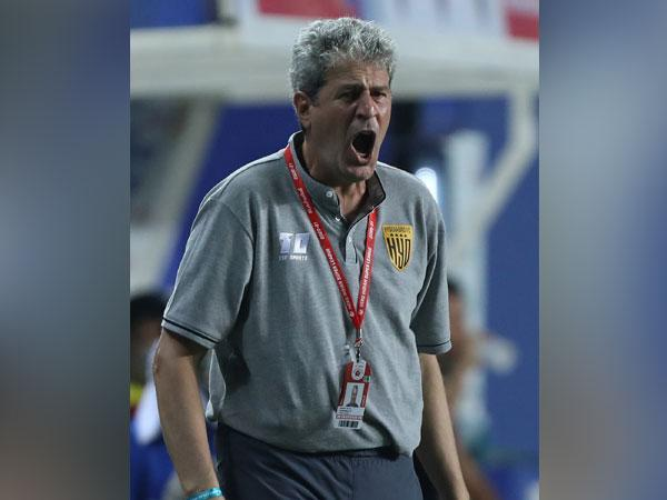 Hyderabad FC head coach Manuel Marquez