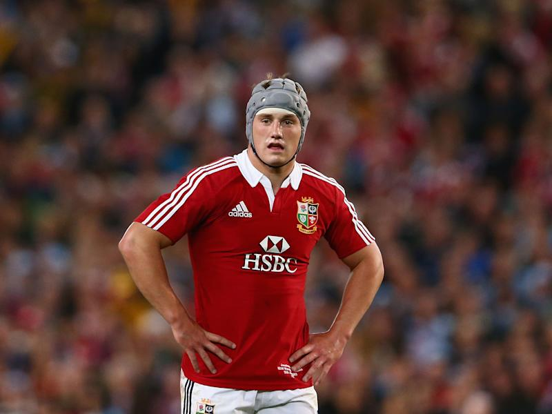 Warren Gatland faces a selection conundrum when it comes to the outside centre role: Getty