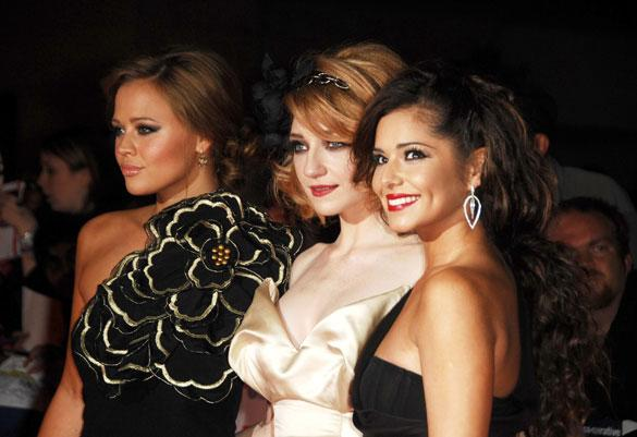 Cheryl Cole's In Trouble! Strictly Come Dancing's Kimberley Walsh Left Embarrassed About 'Bum' Tweets