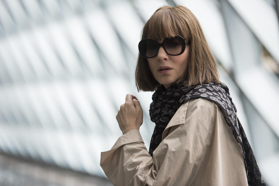 Blanchett in 'Where'd You Go, Bernadette' (Photo: Wilson Webb / Annapurna Pictures)