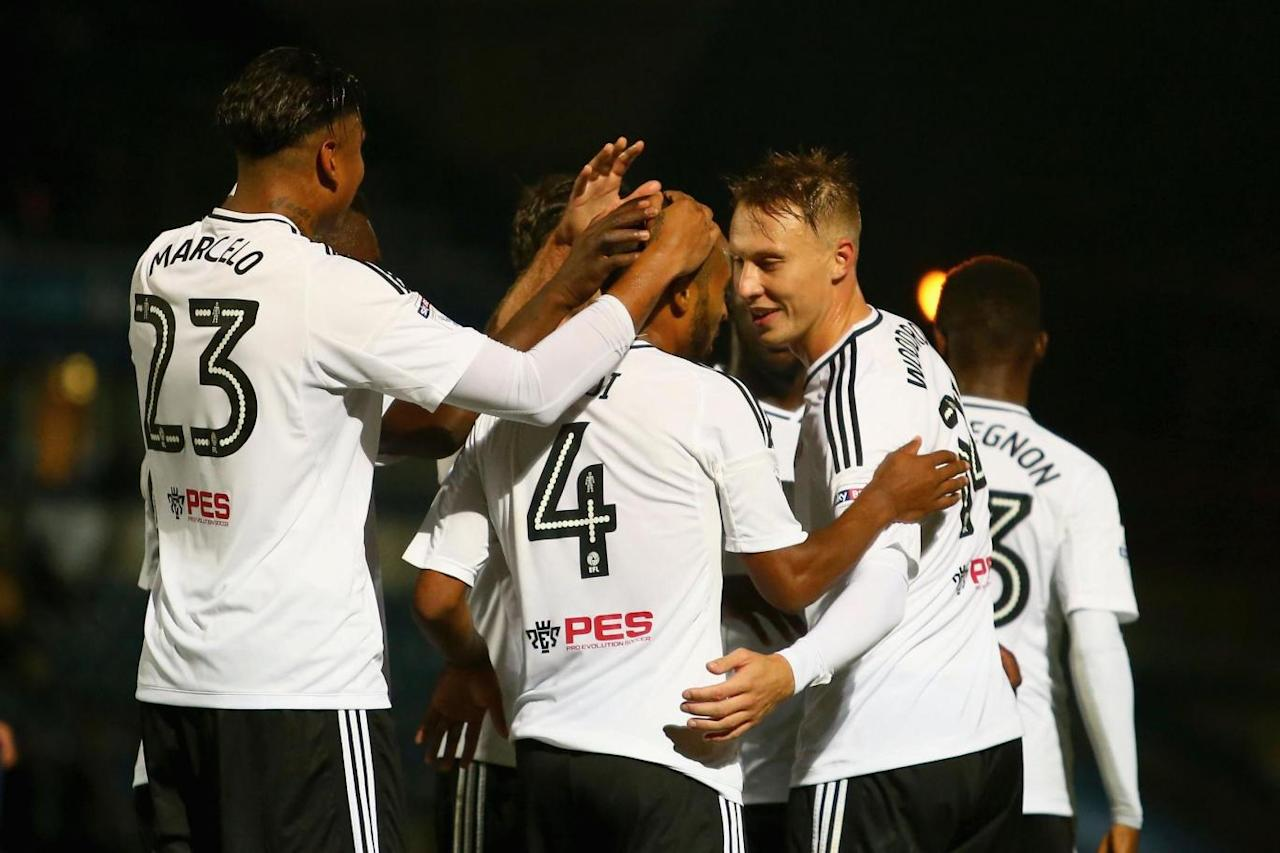 EFL Cup first round results: QPR, Fulham, Millwall and Charlton win as Brentford knock out AFC Wimbledon