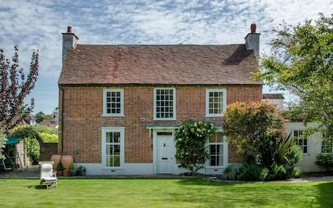 Critchfield House in Bosham is £1.75million