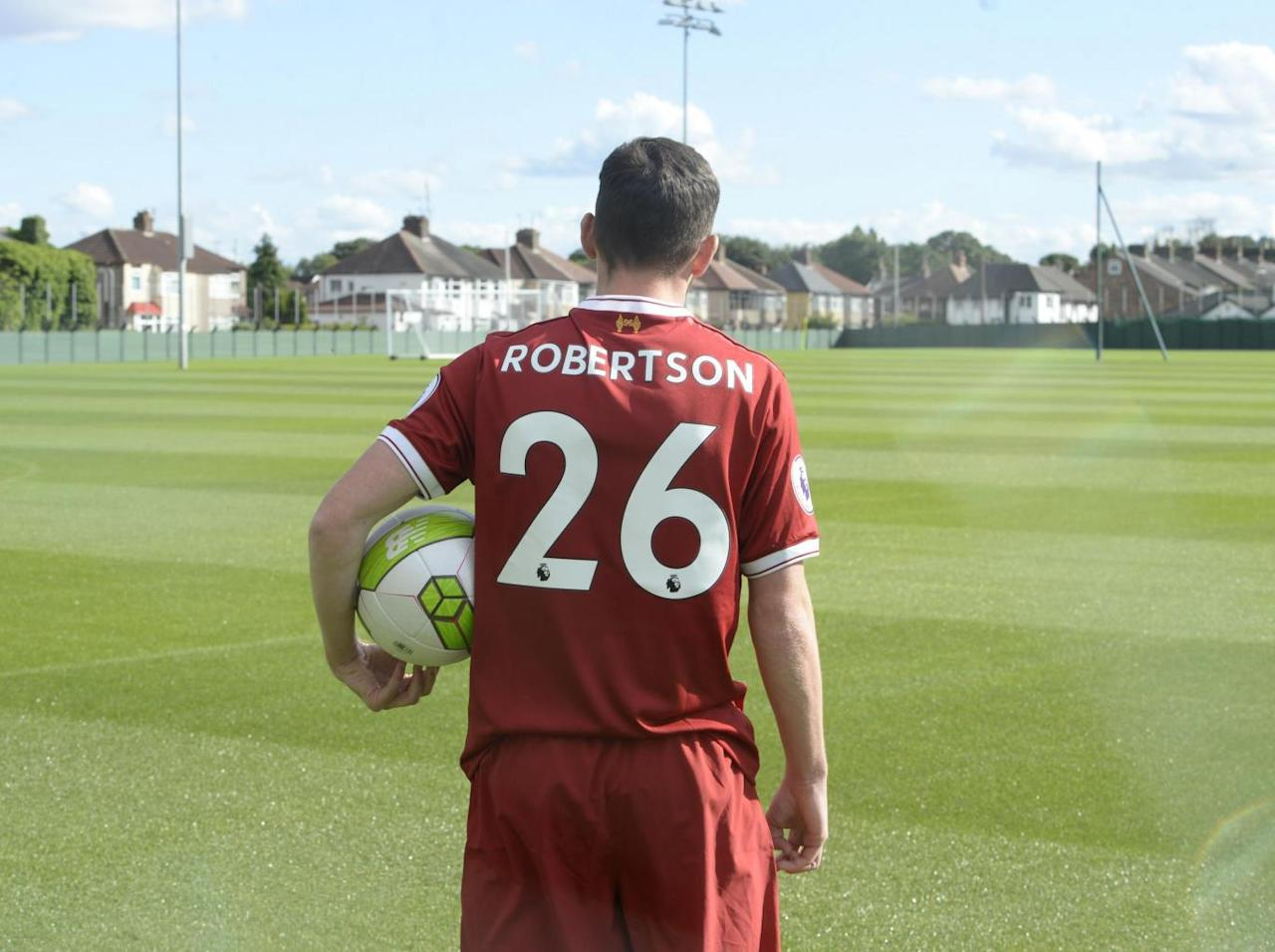 Andy Robertson completes move to Liverpool from Hull for £8m