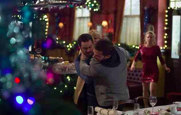 Mick Carter and Dean Wicks (c) BBC