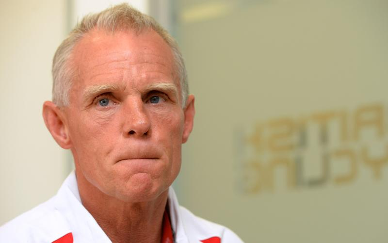 Shane Sutton -British Cycling performance director Stephen Park says he will not stop riders from consulting Shane Sutton - Credit: Action Images