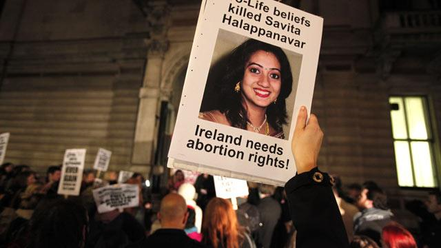 Ireland Pledges to Clarify Abortion Laws
