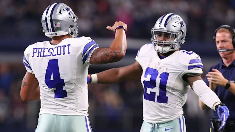 Cowboys' Ezekiel Elliott sets record in NFL merchandise sales