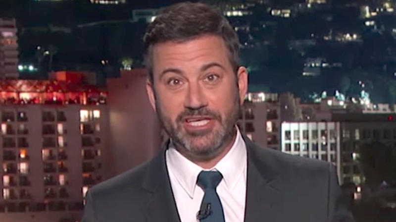 Jimmy Kimmel Launches A New Personal Crusade... Against Pumpkin Spice Pizza