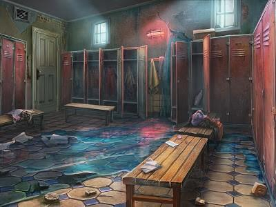 redemption cemetery, hidden object, preview