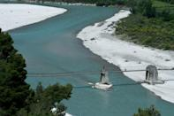 """Activists fear time is running out to save what they call Europe's last major """"wild river"""""""