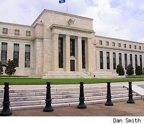 Federal Reserve in Washington, D.C.