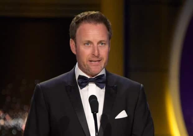 Bachelor host Chris Harrison departs the franchise following off-screen drama over racially insensitive comments he made defending a contestant from the show.  (Richard Shotwell/AP - image credit)