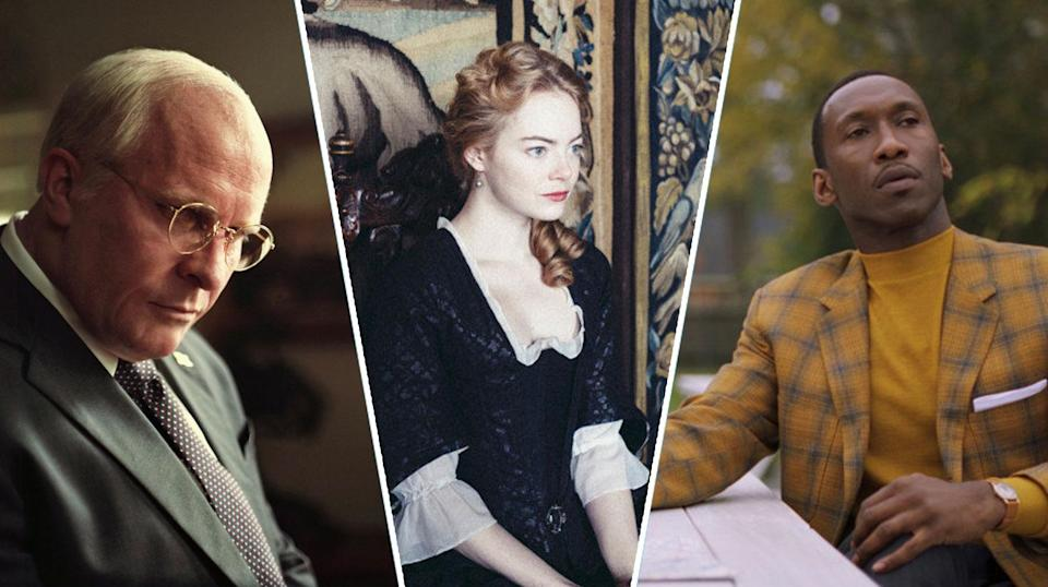 Awards season is well underway as the BAFTA nominations join the fray. (eOne/Fox Searchlight)