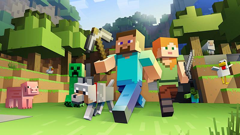 Microsoft pulls 'Minecraft' for Apple TV due to low demand