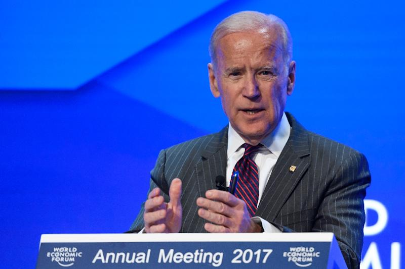 In Kiev, Biden says world must stand against Russian aggression
