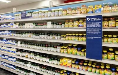CVS Pharmacy Launches 'Tested to Be Trusted' Program for Vitamins and Supplements