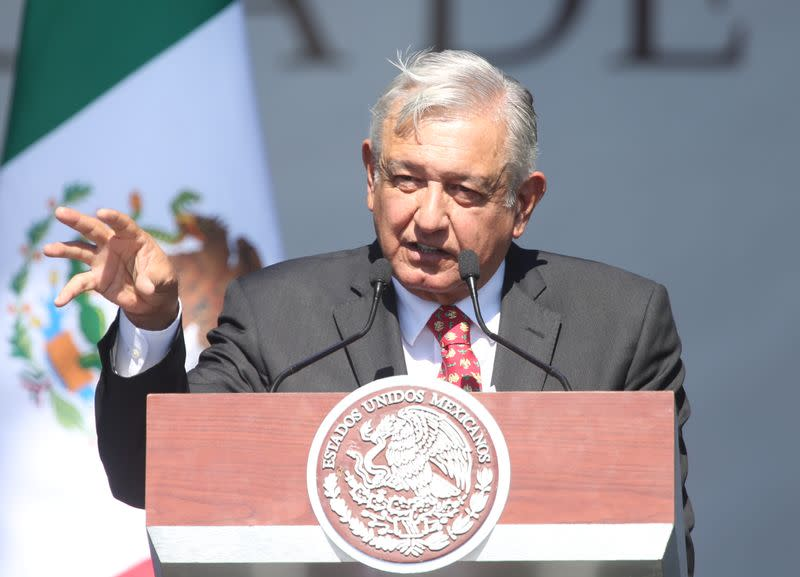 Mexico to seek cooperation on arms flows with U.S. attorney general