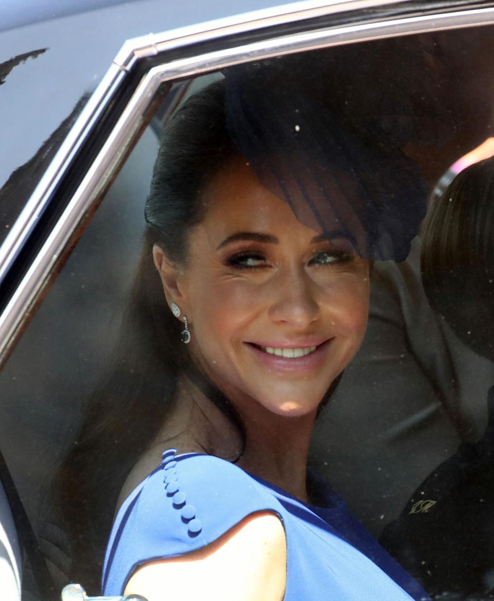 """Meghan Markle's friend, Canadian fashion stylist Jessica Mulroney had her reality TV show pulled off the air after abusing her """"textbook white privilege."""""""