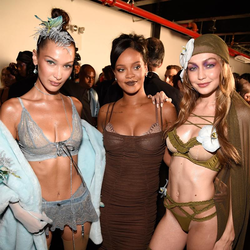 Rihanna Gathered an Outstanding Bad-Gal Crew for Her Savage x Fenty Lingerie Show