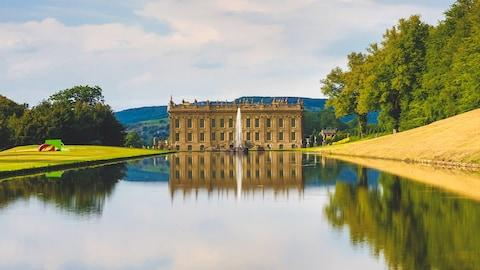 Chatsworth offers architectural and natural beauty for parents - and an adventure playground for children