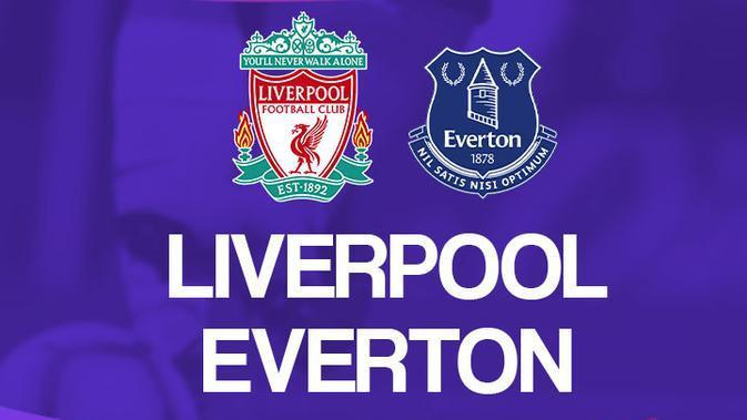 Premier League - Liverpool Vs Everton (Bola.com/Adreanus Titus)