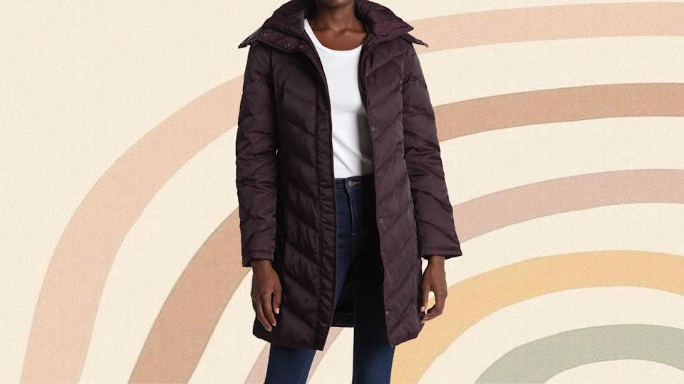 An incredible coat at an incredible discount—it's $67, from $250! (Photo: Nordstrom Rack)