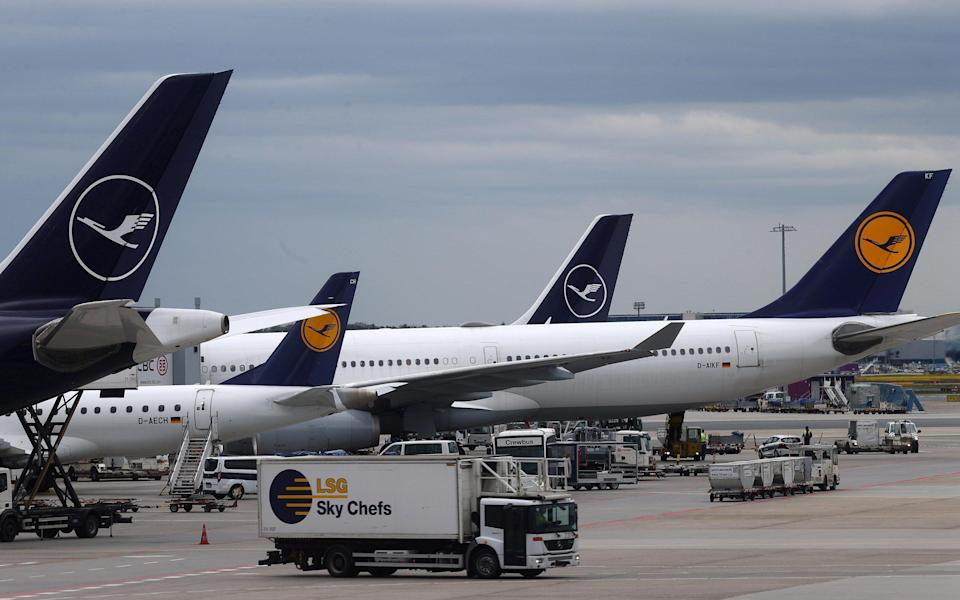 Lufthansa is the German flag carrier - Reuters