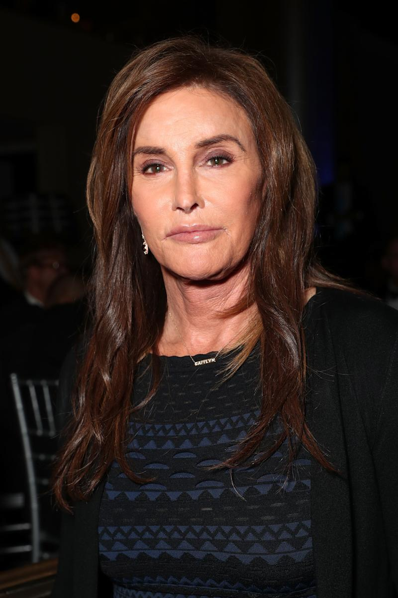 Caitlyn Jenner Speaks Out About Her Sex and Dating Future