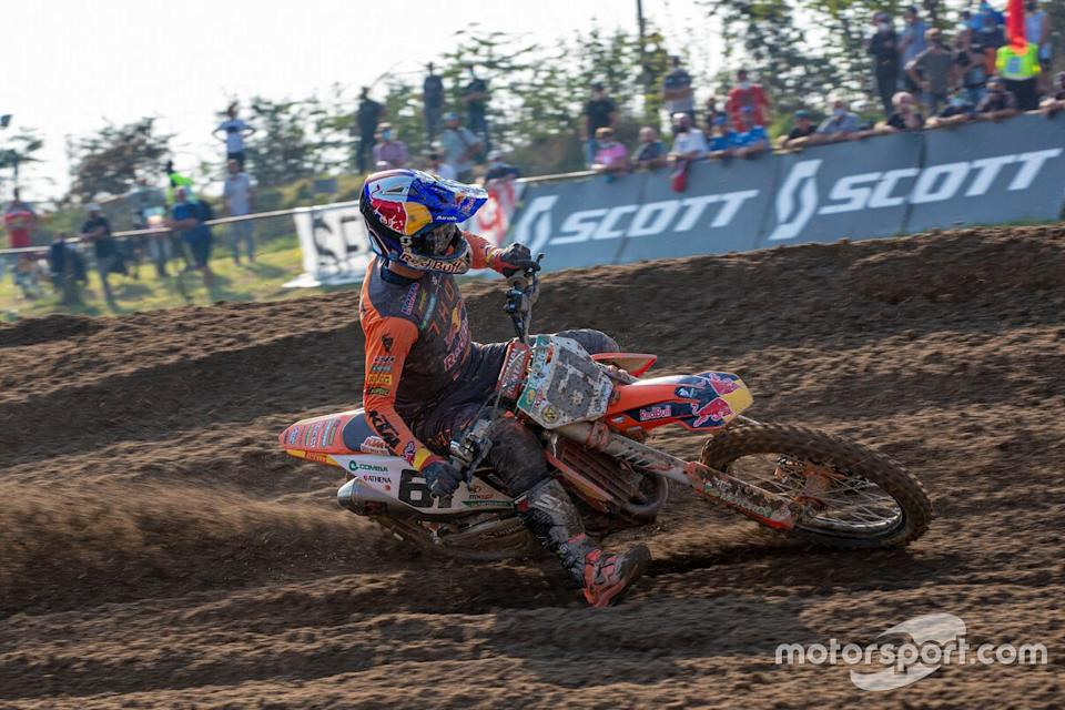 "Jorge Prado, KTM Factory Racing<span class=""copyright"">Ray Archer</span>"