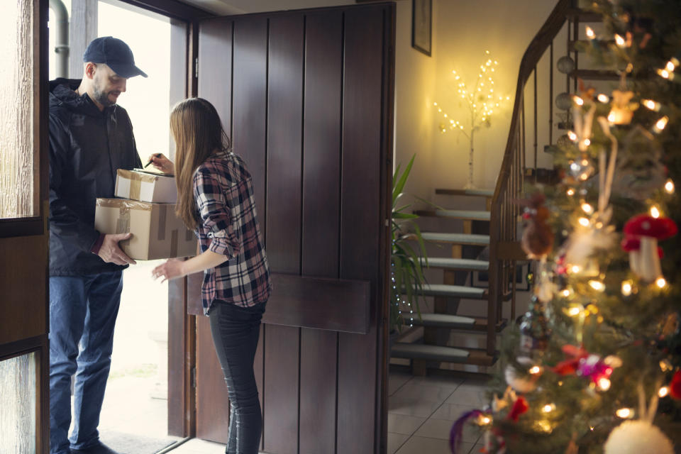 Amazon has released it's last delivery dates for Christmas [Photo: Getty]