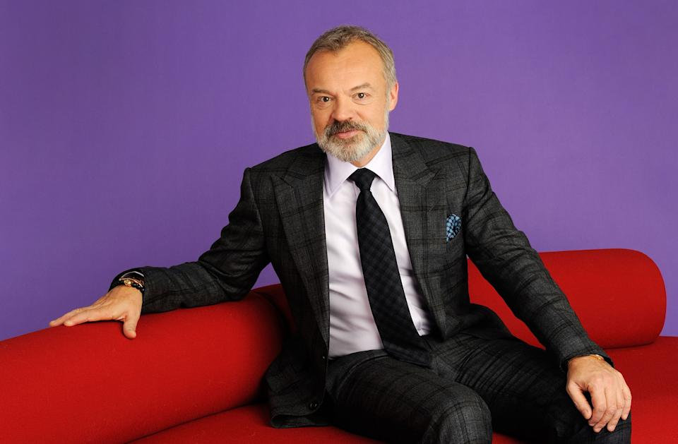 Programme Name: The Graham Norton Show  - TX: n/a - Episode: The Graham Norton Show 2020 - Generics (No. Generics) - Picture Shows:  Graham Norton - (C) So Television - Photographer: Christopher Baines