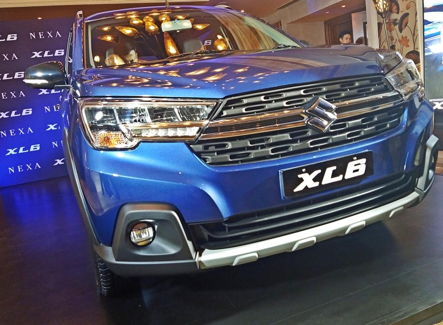 The XL6 might be based on the Ertiga, but it is much more premium and looks better than its sibling.