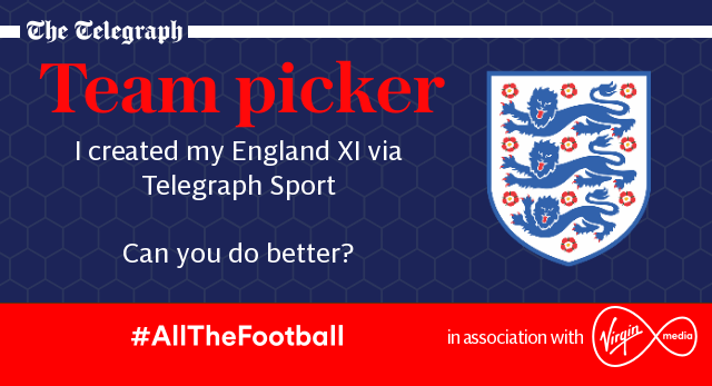 England player rater