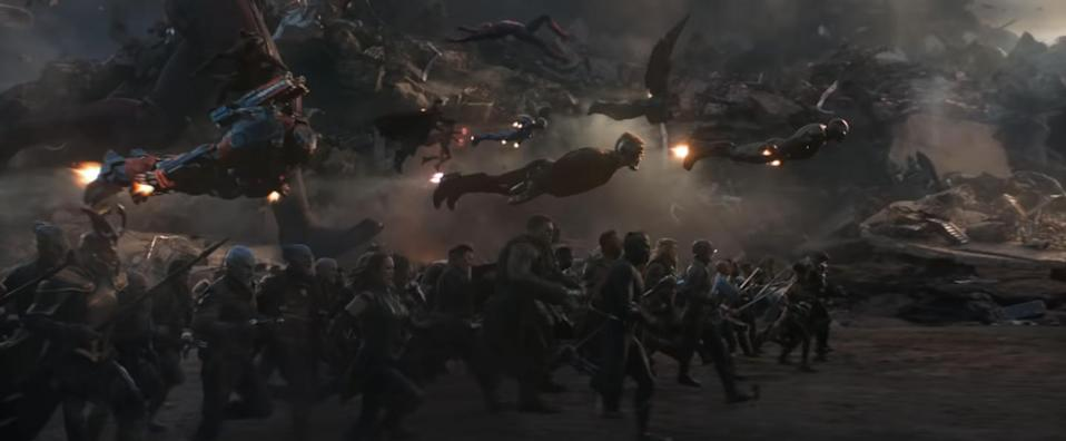 Secret Wars would rival the scale of Infinity War and Endgame (Image by Marvel Studios)