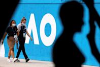Preparations for the Australian Open were thrown into chaos when up to 600 players and officials were told to isolate Thursday