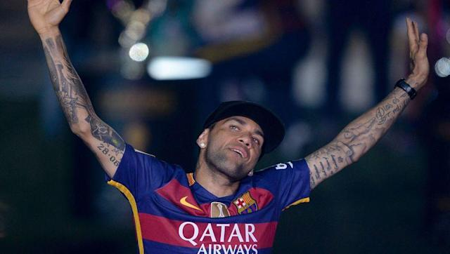 <p>Looking back on Dani Alves' transfer to Barcelona from Sevilla in 2008, the €35.5m seems like a brilliant deal as he went on to win everything at club level and become arguably the best right-back in the world.</p> <br><p>Having very little interest in any form of defending, Alves spent eight years marauding down the right wing at Barcelona before leaving for Juventus last season.</p> <br><p>His transfer to PSG ahead of this season proves the 34-year-old is still one of the very best in the world.</p>