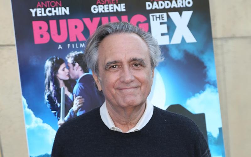 Director Joe Dante at a 2015 screening of 'Burying the Ex' (Credit: Guillermo Proano/WENN.com)