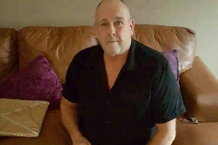 <p>Steve Dymond died from an overdose shortly after filming the episode</p>Facebook