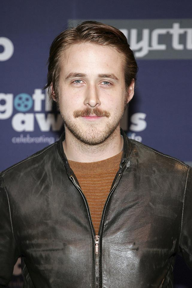 "<a href=""http://movies.yahoo.com/movie/contributor/1804035474"">Ryan Gosling</a> arrives at the 16th Annual Gotham Awards - 11/29/2006"