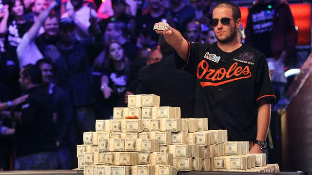 Man, 24, Wins $8.53M at Poker