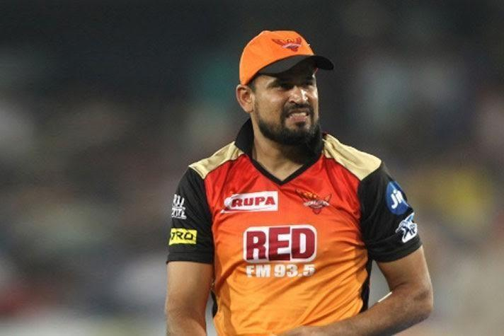 Yusuf Pathan was released by SRH before the 2020 IPL Auction